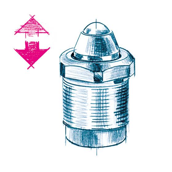 Einschraubzylinder