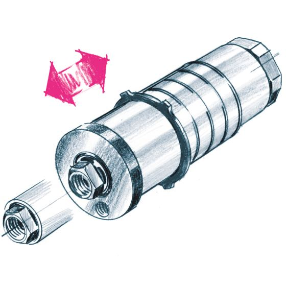 Universalzylinder